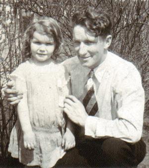 Kathleen Barrett, Ewald Curran, late 1920s