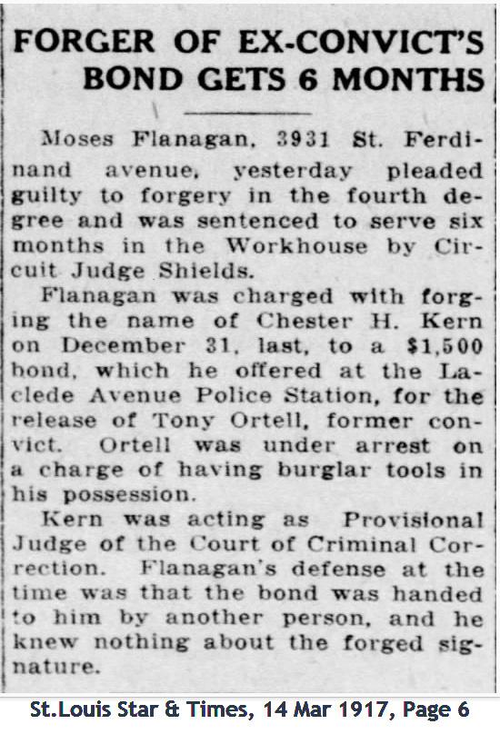 Moses R Flanagan