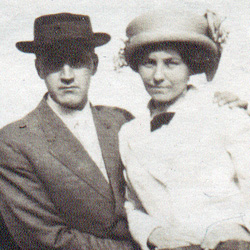 Thos. Barrett and Catherine Flanagan