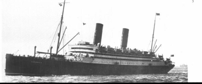 RMS Carmania