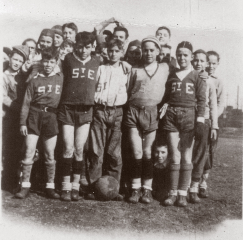 St. Edward's soccer team 1935