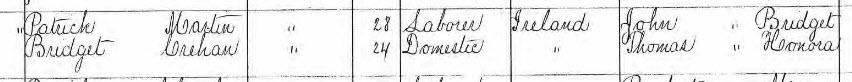 Boston marriage 16 Apr 1891